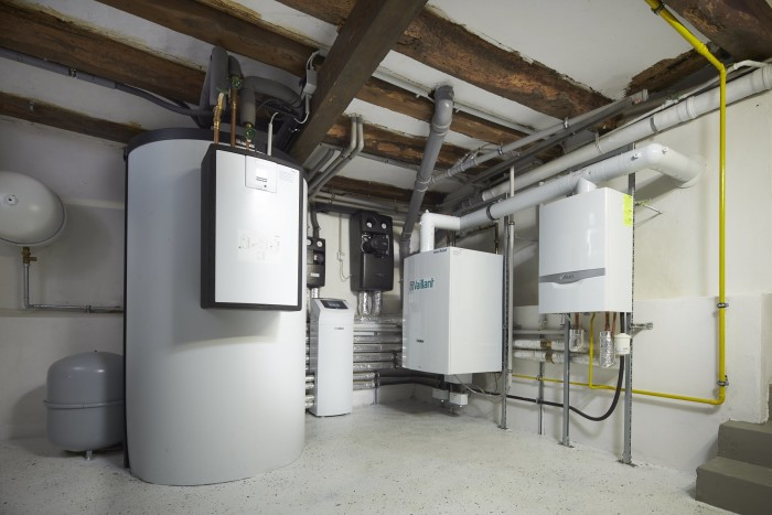 ene field » Vaillant provides hotel with fuel cell