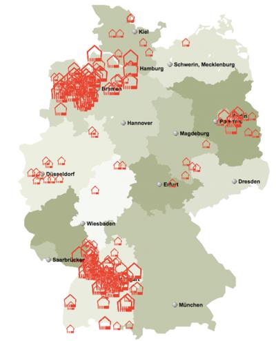callux map
