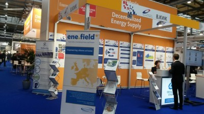 ene.field at Hannover Fair 2016